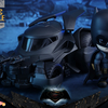 Batman v Superman: Dawn of Justice - Batman & Batmobile Cosbaby Set
