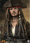 Hot Toys DX Captain Jack Sparrow Figure Preview
