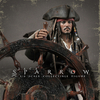 Hot Toys - DX06 - Pirates of the Caribbean: On Stranger Tides: 1/6th scale Captain Jack Sparrow Collectible Figure