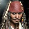 Hot Toys - DX06 - Captain Jack Sparrow (Final Product)