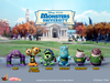 Hot Toys - Monsters University Cosbaby (S) Series