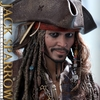 POTC5: 1/6th scale Jack Sparrow Figure From Hot Toys Images & Info