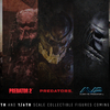 Predator & AVP Series - 1/4th & 1/6th scale collectible figures coming soon in 2012 from Hot Toys