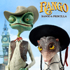 Hot Toys – MMSV06 - Rango: Rango & Priscilla Vinyl Collectible Figures Set (Deluxe Version)