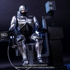MMS Diecast - RoboCop with Mechanical Chair Final Product Photos