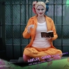 Hot Toys 1/6 Suicide Squad Movie Harley Quinn Belle Reve Prisoner Figure