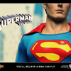 New 1/6th Scale Christopher Reeve Superman Figure From Hot Toys Preview