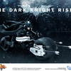 MMS177 - The Dark Knight Rises: 1/6th scale Bat-pod Collectible