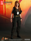 Terminator 2: Judgment Day: 1/6th scale T-1000 in Sarah Connor disguise Collectible Figure