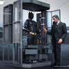 MMS236 - The Dark Knight: 1/6th scale Batman Armory with Bruce Wayne & Alfred Pennyworth Collectible Set