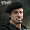 Hot Toys - MMS138 - The Expendables: 1/6th scale Barney Ross Collectible Figure