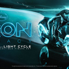 TRON: Legacy - 1/6th scale Sam Flynn Collectible Figure with Light Cycle - Tease From Hot Toys