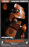 Hot Toys - OM120824 - Apexworkbot (Double U-01) (Colour Version)