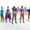 IAmElemental Reveals New Female Action Figures Series 2 - Wisdom