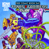 2014 Free Comic Book Day G.I.Joe Vs. Transformers Comic Preview