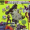 Transformers Vs. G.I. Joe #1 SDCC 2014 Edition