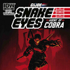 Snake Eyes Betrays G.I. JOE