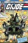 G.I.Joe Comic Solicitations From IDW For April 2014