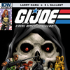 G.I.Joe Comic Solicitations From IDW For April 2015