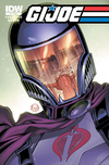 G.I.Joe Comic Solicitations From IDW For August 2013
