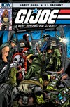 G.I.Joe Comic Solicitations From IDW For August 2014