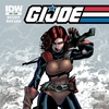 G.I.Joe Comic Solicitations From IDW For December 2012