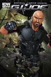 G.I.Joe Comic Solicitations From IDW For February 2012