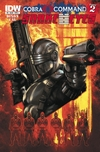 G.I.Joe Comic Solicitations From IDW For January 2012