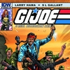 G.I.Joe Comic Solicitatio