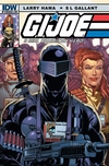 G.I.Joe Comic Solicitations From IDW For July 2012