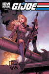 G.I.Joe Comic Solicitations From IDW For July 2013