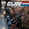 G.I.Joe Comic Solicitations From IDW For March 2013