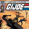 G.I.Joe Comic Solicitations From IDW For March 2014 - G.I. Joe Hits Issue #200