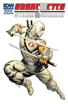 G.I.Joe Comic Solicitations From IDW For May 2012