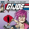 G.I.Joe Comic Solicitations From IDW For November 2012