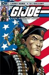 G.I.Joe Comic Solicitations From IDW For October 2012