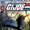 G.I.Joe Comic Solicitations From IDW For October 2013