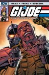 G.I.Joe Comic Solicitations From IDW For September 2012