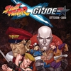 Street Fighter X G.I. Joe Crossover Comic Details