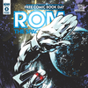 IDW and Hasbro Proudly Present the Return of ROM on Free Comic Book Day 2016