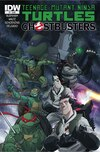 IDW Announces TMNT & Ghostbusters Team-Up