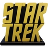 2014 SDCC Exclusive Star Trek TOS Yellow Logo Bookends