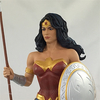 2017 SDCC Exclusive DC Comics Wonder Woman with Spear Rebirth Statue From Icon Heroes