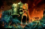 Icon Heroes Castle Grayskull Statue Box Art Revealed
