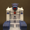 Thundercats Arrive Home to the Cat's Lair Environment Statue
