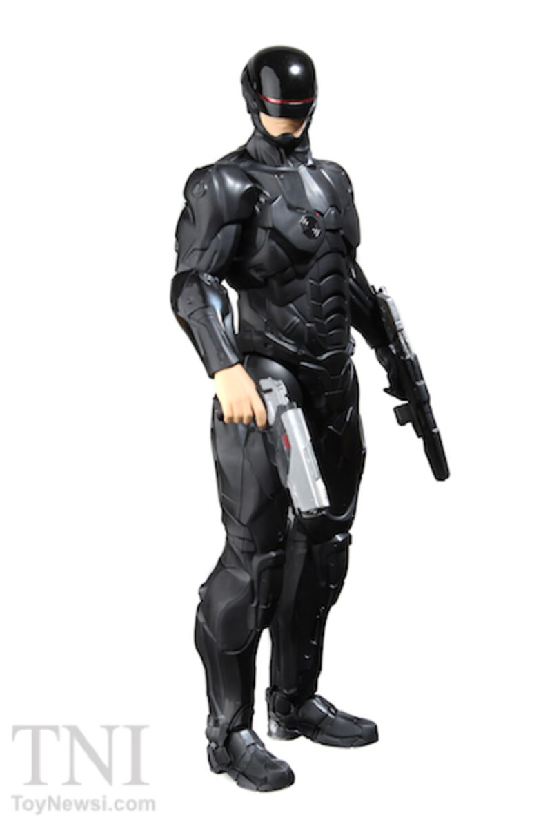 12 Talking Robocop 2014 Figure From Jada Toys