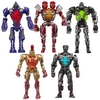 Real Steel Action Figures From Jakks Pacific