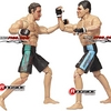 UFC Battle Damaged Forrest Griffin vs. Stephan Bonnar Exclusive Figures