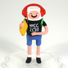 2011 NYCC Exclusive Adventure Time Finn Figure From Jazwares