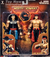 Mortal Kombat: Shaolin Monks Exclusive Figures Update